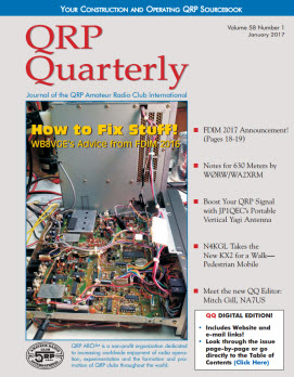 QRP Quarterly - January 2017